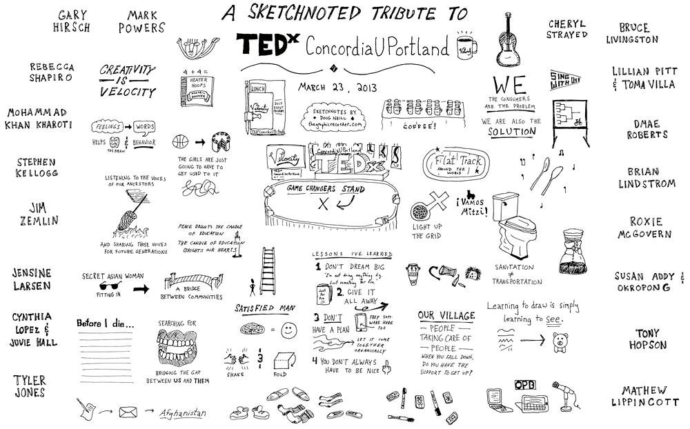 Doug's full sketch